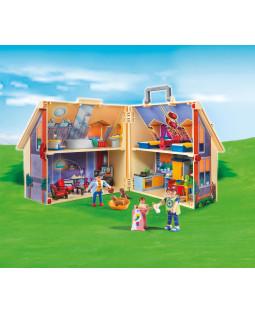 Playmobil dukkehus