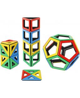 Polydron magnet ekstra former