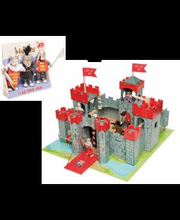 Ridderborg Lionheart + Budkins riddere