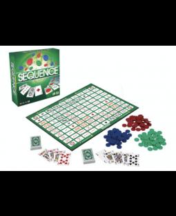 Sequence / Sekvens brætspil