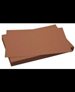 A4 Karton, 100 Ark. brun