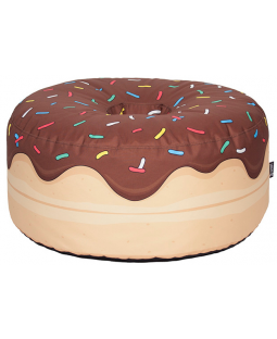 Donut sækkestol chokolade