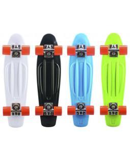 Skateboard i plast