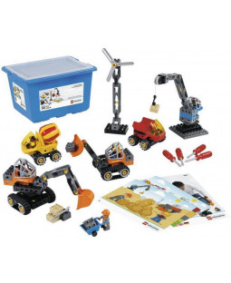 DUPLO Tech Machines - 45002 - 95 dele