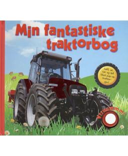 Min fantastiske traktorbog - med lyd