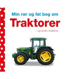 Min rør og føl bog om traktorer