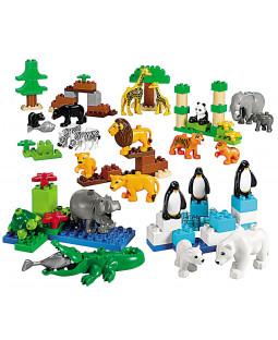 Lego vilde dyr