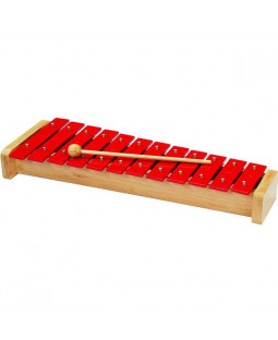 Træ-xylofon
