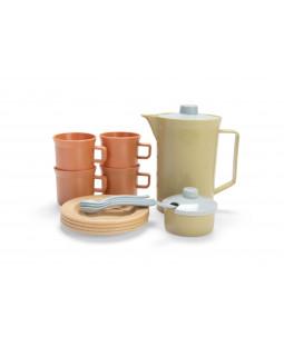 Bio plast kaffesæt