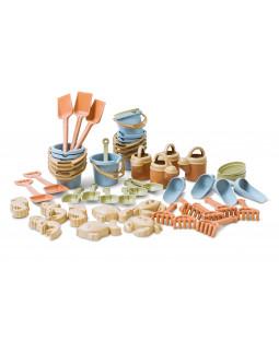 Bio plast sandsæt 50 dele